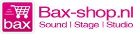 Bax-shop.nl   Online shop & muziekwinkel in pro audio, verlichting, DJ gear, studio apparatuur, muziekinstrumenten en video