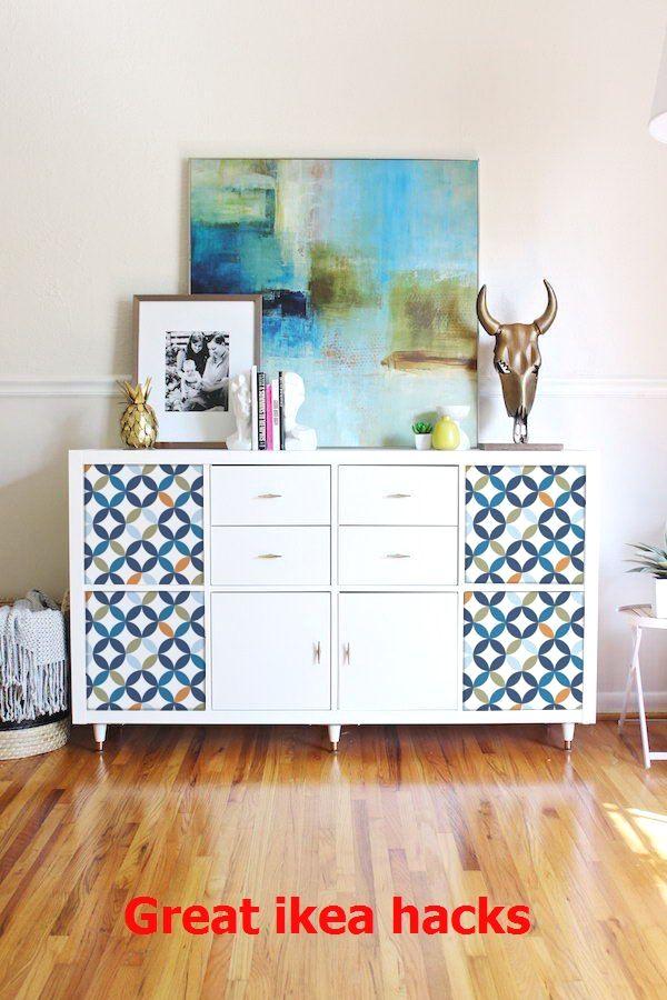 Epingle Par Isabel Oliveira Sur Bricolage Avec Images Detournement Meuble Ikea Kallax Ikea Kallax
