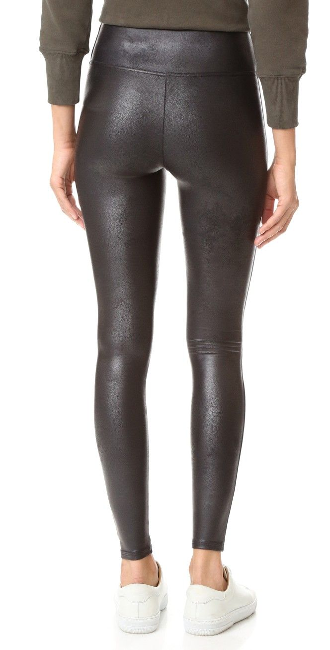 SPANX Ready to Wow Faux Leather Leggings | SHOPBOP