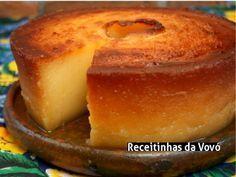 Receita Receita de Bolo Souza Leão