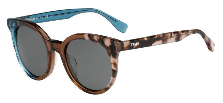 The Fendi Fall/Winter 2014-15 By The Way sunglasses