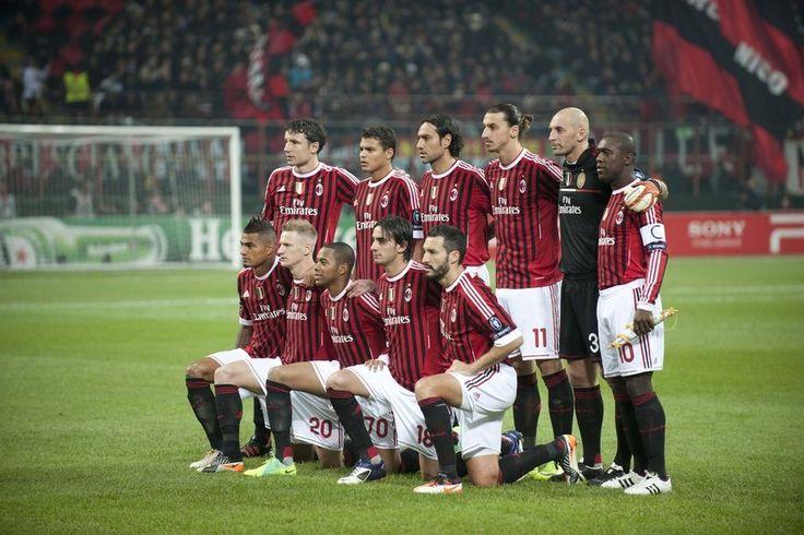 A.C Milan, el rival del Barça de Champions 16/03/2012