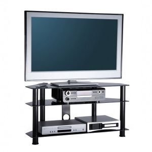 Modern TV StandESS 1000 3 BLK