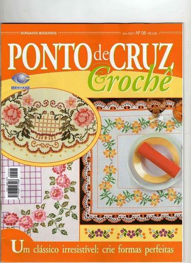Ponto de Cruz e Croche 008 - lala - Álbumes web de Picasa