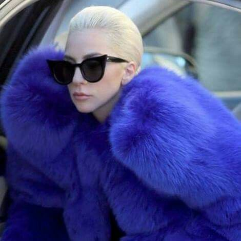 """Fashion is that thing that saved me from being sad"" Lady Gaga"