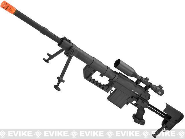 CheyTac Licensed M200 Intervention Bolt Action Custom Sniper Rifle (Model: Black / Custom CO2 Version + Scope) $622.00