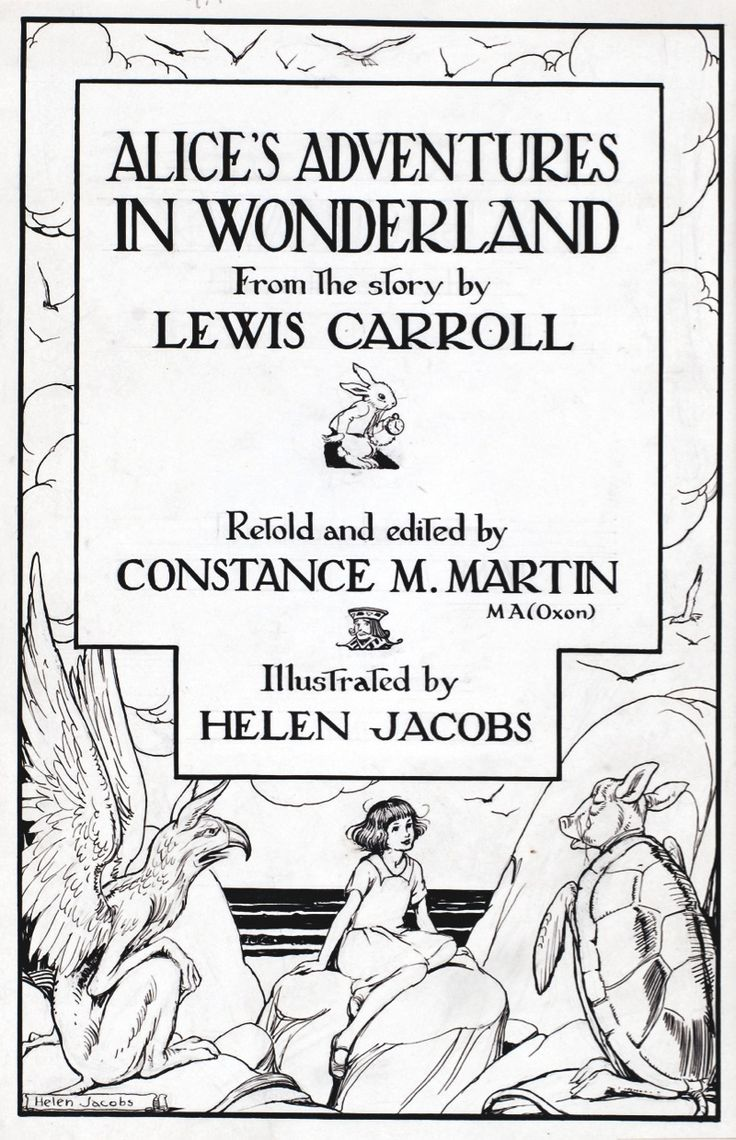 a literary analysis of the universe in alice in wonderland by lewis carroll Get all the key plot points of lewis carroll's alice's adventures in wonderland on one page from the creators of sparknotes.