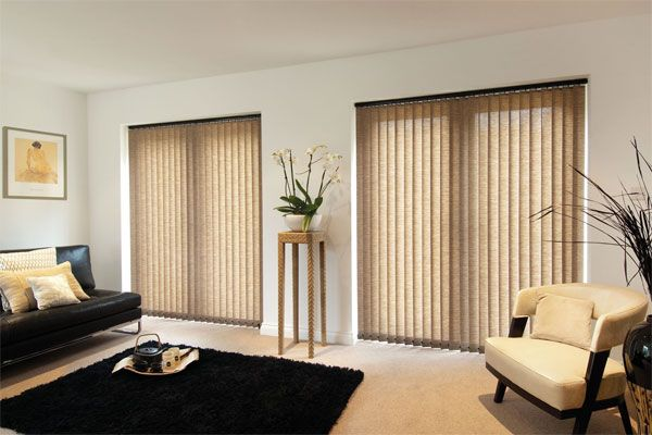 Vertical Blinds The perfect balance between light and privacy. http://www.topcarpets.co.za/product-gallery/2/blinds/blinds