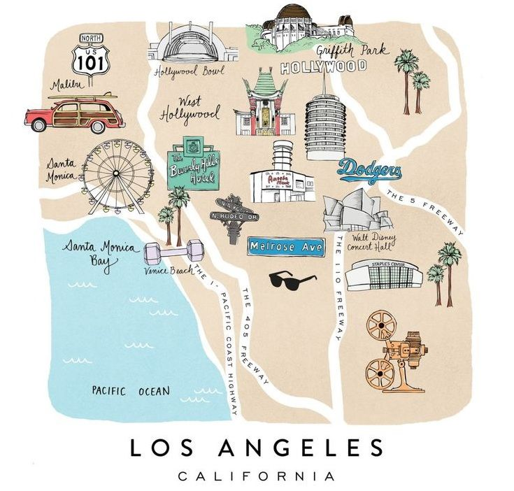 California travel inspiration (via Bloglovin.com )