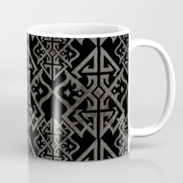 Art Deco Black - Exclusive mug collections designed by The Luxury Boudoir will be on sale for a set period only! mugs coffee tea art deco oriental designer mugs