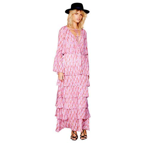 Tainted Maxi Dress