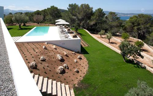 Villa Ixos Ibiza by Bruno Erpicum in architecture  Category