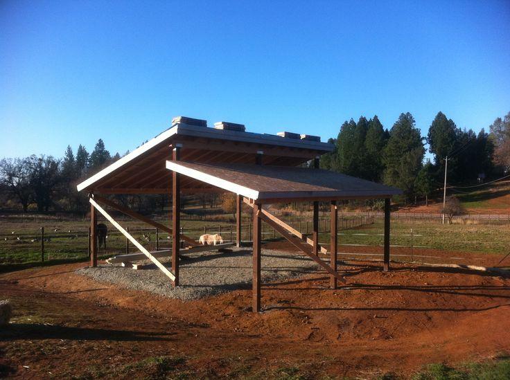 eco-friendly barn : Blackburn Architects, P.C.