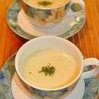 ビシソワーズ・冷製ジャガイモスープ