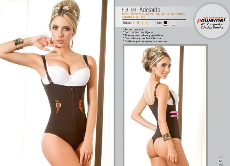 Fajas Magic Colombiana Full Body Shaper Reductoras Girdle Cinturilla M-3XL  #KiwiBadu #BodySuits