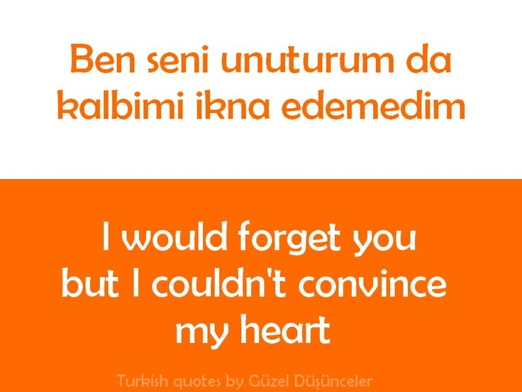 Love Quotes In Turkish Language – Home Exsplore
