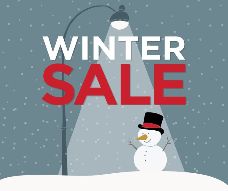 Winter Sale at LivingLIGHTING stores! Sale ends Feb 26th 2018.