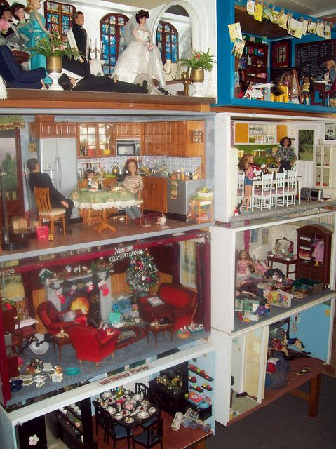 135 Best Images About Barbie Diorama On Pinterest Barbie