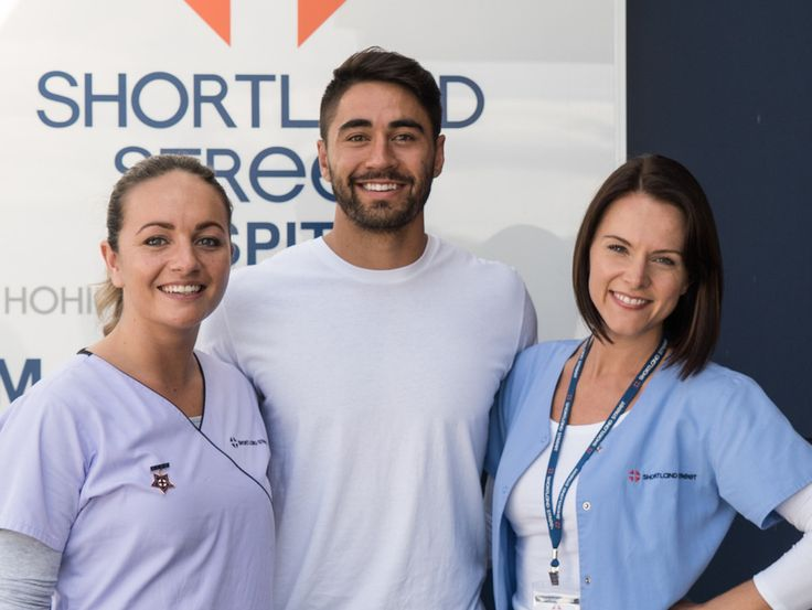 Cast and crew of  Shortland Street  went fangirl crazy this week when Warriors' star Shaun Johnson arrived at South Pacific Pictures - but they weren't the only ones star-struck. - New Zealand Herald