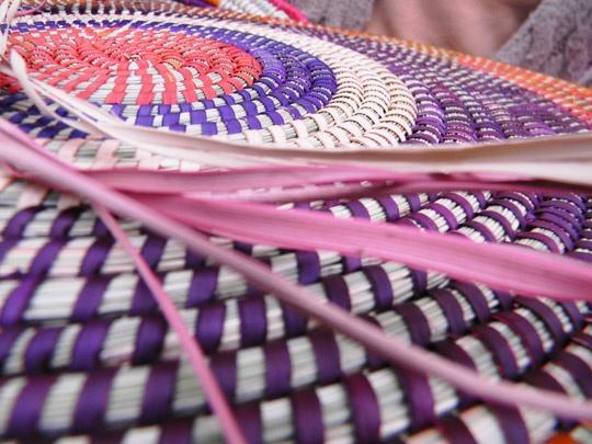 coirón grass, #handcraft