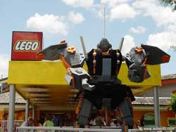 Lego Imagination Center - HUGE selection of Lego sets + lots of Lego sculptures