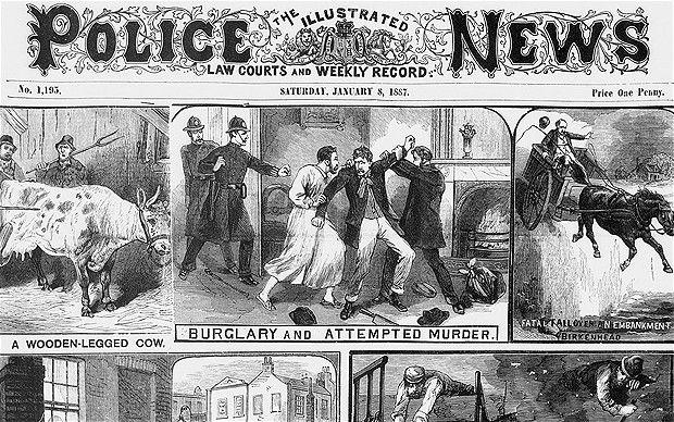 Victorian Police News | ... 1887 POLICE NEWS