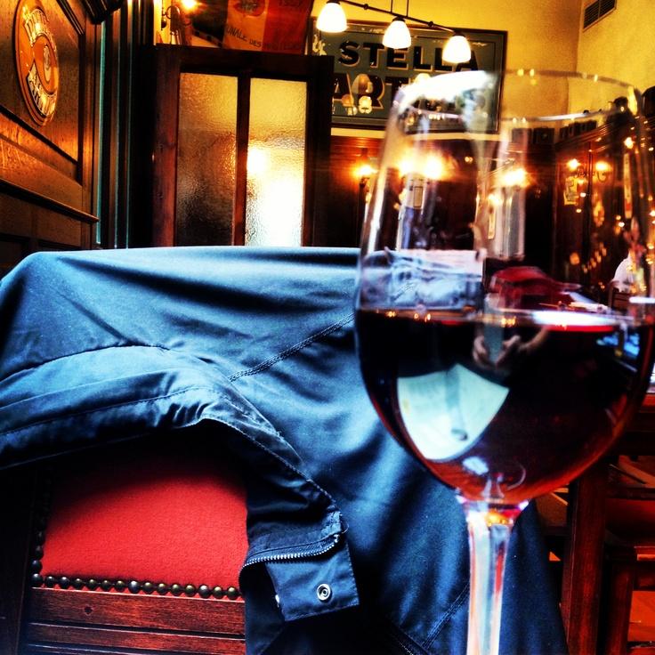 Wine o'clock...