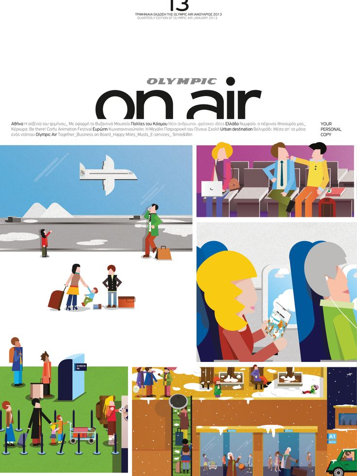 On Air Magazine, Issue no. 13