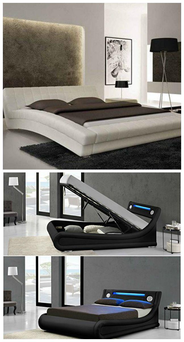 15 Stylistic Curved Platform Beds With Images Platform Bed