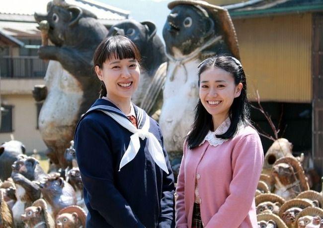 元AKB48大島優子さん(30歳)15歳の役に挑戦NHKの連続テレビ小説