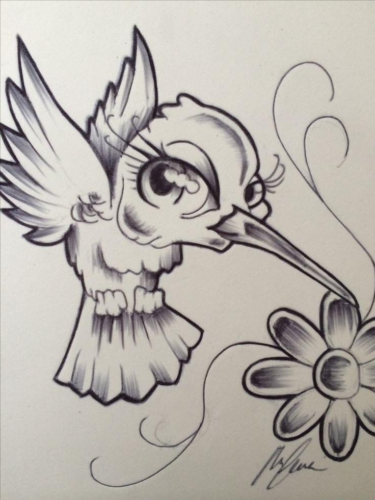 Humming bird by mike leuci