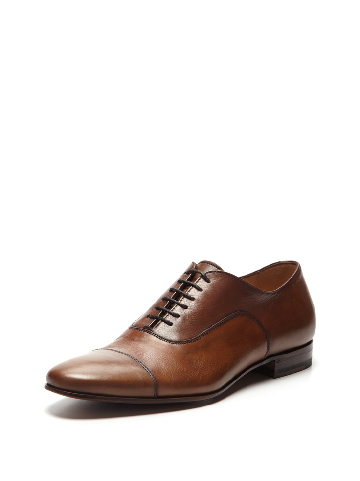 Cap Toe Oxfords By Antonio Maurizi. LoaferOxfordsShoe ClosetCap ...