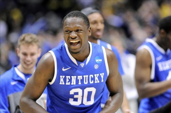 March Madness: Julius Randle's mother had to leave Kentucky game at halftime for work
