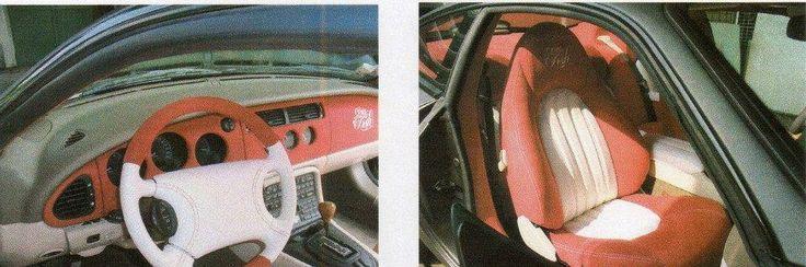 Bussone s.r.l.s. Rivestimento interni Jaguar