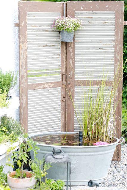Mein Garten im Juni oder macht Dauerregen einen Sommer?