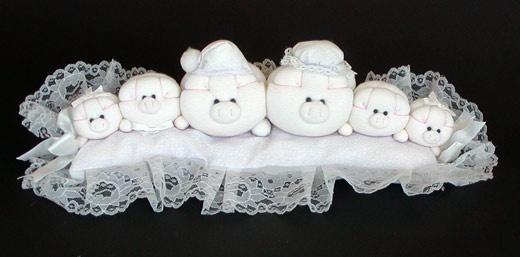 Piggy Family (007022)