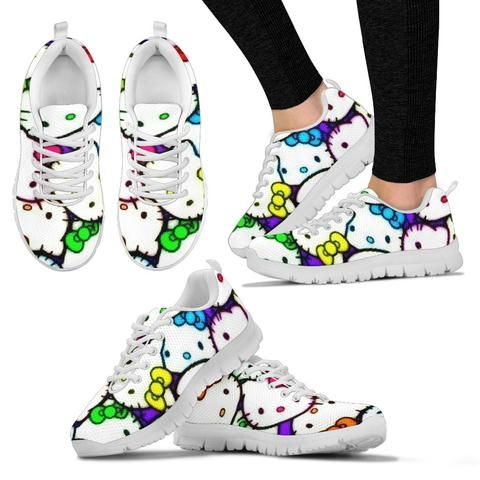 Hello Kitty Exclusive Design Sneakers