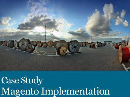 Magento implementation - case study  #ecommerce #presentation