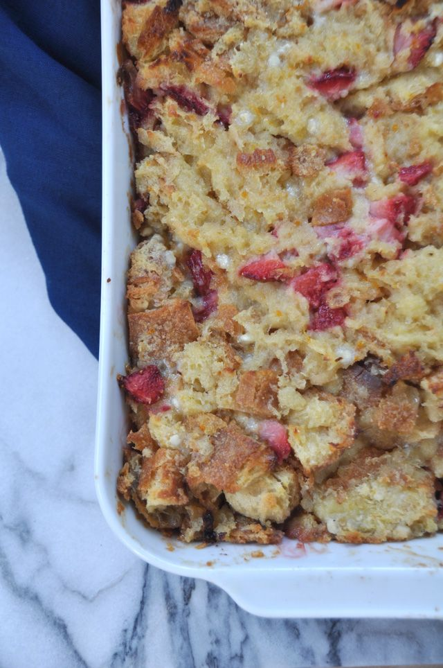 ... madebygirl food recipes bread pudding strawberry bread recipes bread