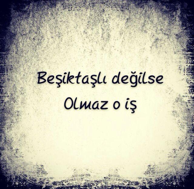 Beşiktaşlı değilse :(