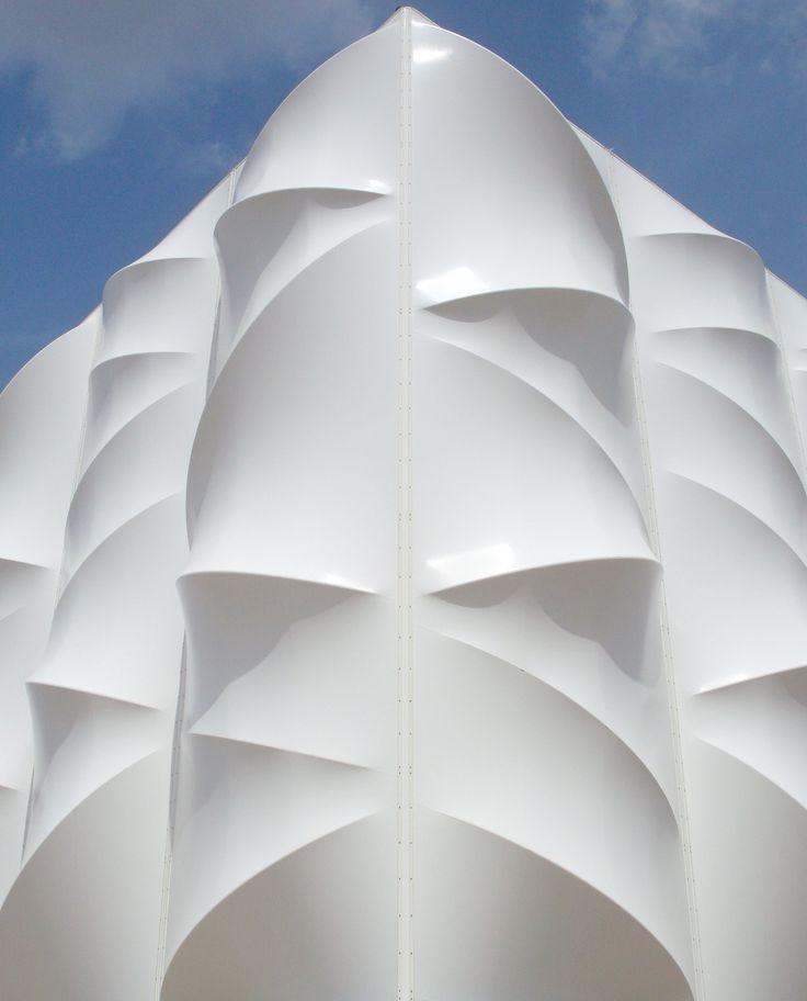 #arquitectura #textil #textile #architecture
