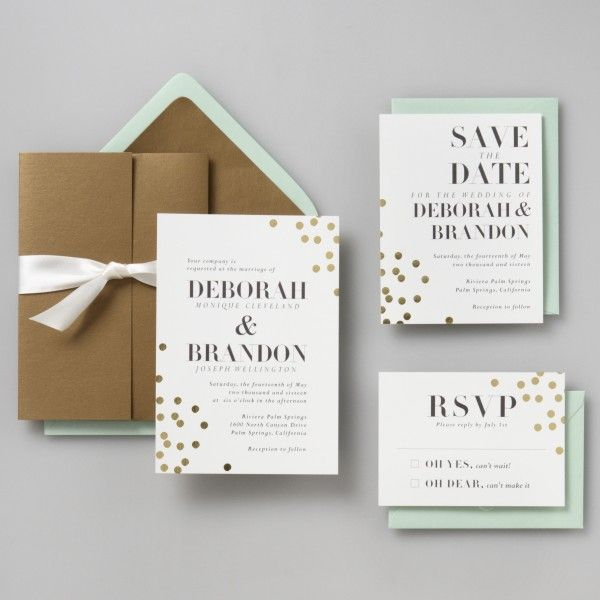 Myna s wedding invitations
