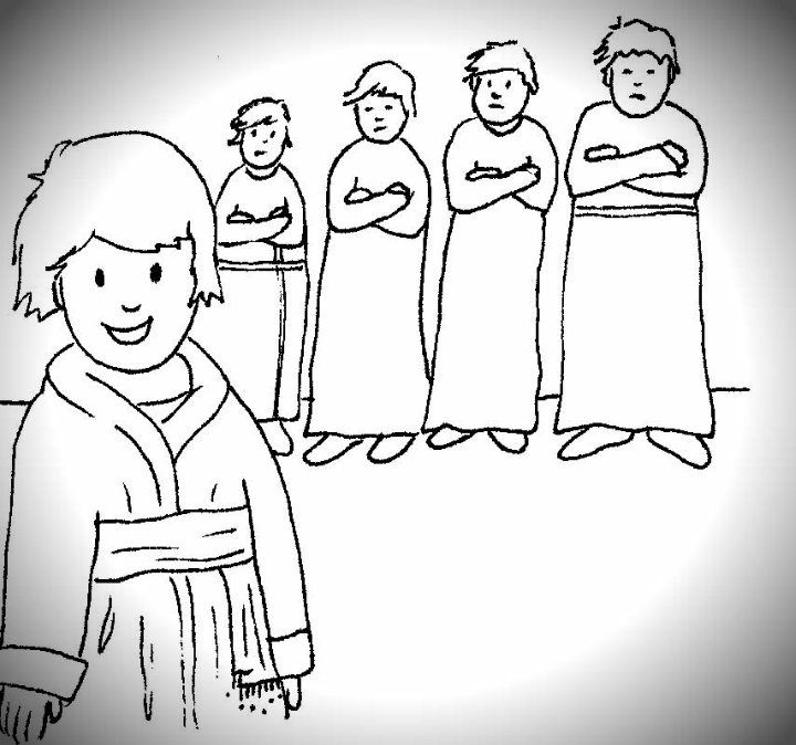 Joseph is Revealed to His Brothers