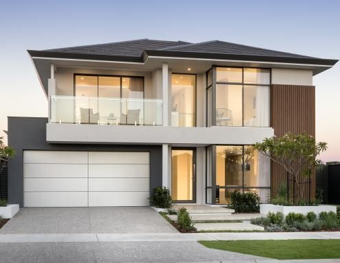 Display Homes Perth Wa Luxury Double Two Storey Display Homes In 2020 House Design Storey Homes 2 Storey House Design