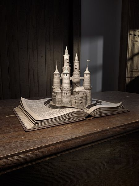 Imagine this as a centrepiece! -  Books by The Image Foundation