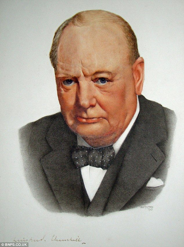 winston churchill essay on art Painting: the hobby that saved winston churchill's sanity the year was 1943 and the prime minister had arrived in casablanca, morocco, for a wartime summit with the us president, franklin d roosevelt and the allied chiefs of staff.