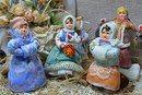 Ватные игрушки. 2015-16год Елена Васько