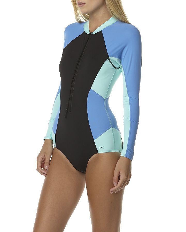 O Neill Long Sleeve Surf Spring suit Blue Diamond  dc978e0f4