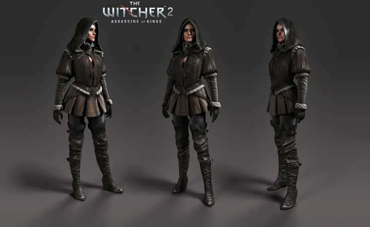 http://www.zbrushcentral.com/showthread.php?179436-Witcher-2-Assasins-of-Kings-models