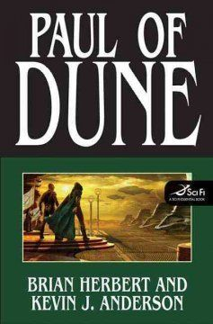 Brian Herbert:Paul of Dune (Dune novels, Heroes of Dune, 1). Frank Herbert's Dune ended with Paul Muad'Dib in control of the planet Dune. Herbert's next Dune book, Dune Messiah, picked up the story several years later after Paul's armies had conquered the galaxy. But what happened between Dune and Dune Messiah? How did Paul create his empire and become the Messiah?